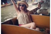 [旅遊]一大早起床的大收穫,泰國芭達雅水上市場!!!