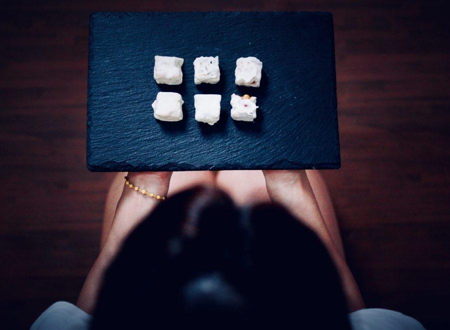【宅配】桃園必買伴手禮,龍情花生糖之厚奶脆果綜合禮盒,是您年節送禮的最佳伴手禮