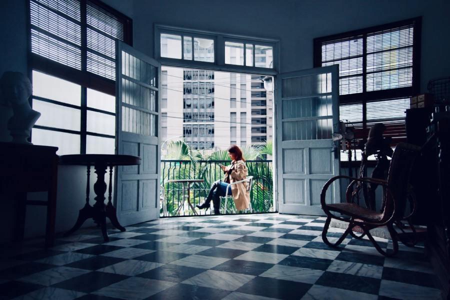 【桃園】八德八塊畫室,老診所的畫室有幾塊?就是八塊!