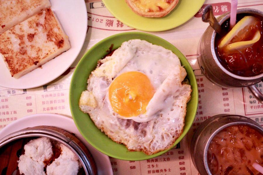 桃園港式美食/中壢美生茶餐廳,在地少數僅剩的港飲茶室,大家還記得它嗎?