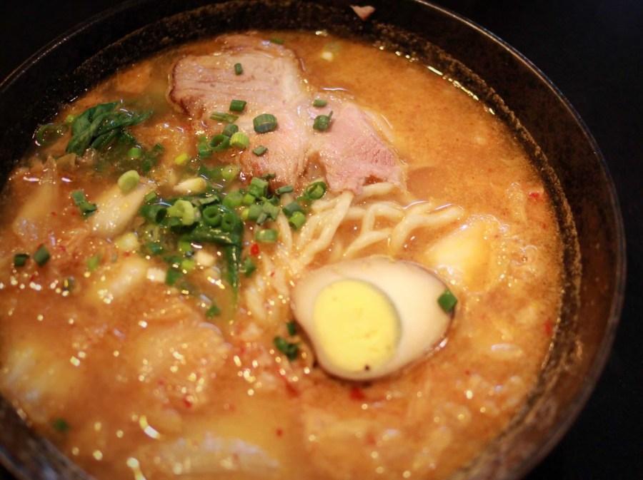 【台北】北投滿客屋拉麵,台式風味拉麵的排隊人氣店