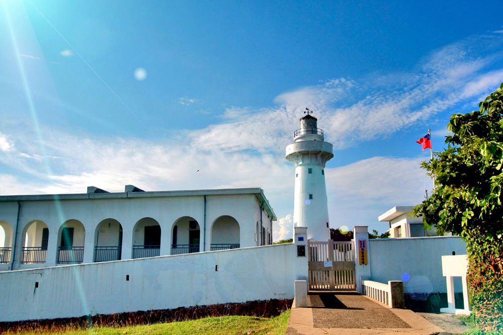 墾丁旅遊景點/恆春鵝鑾鼻燈塔,全世界唯一的武裝燈塔,打卡第二站