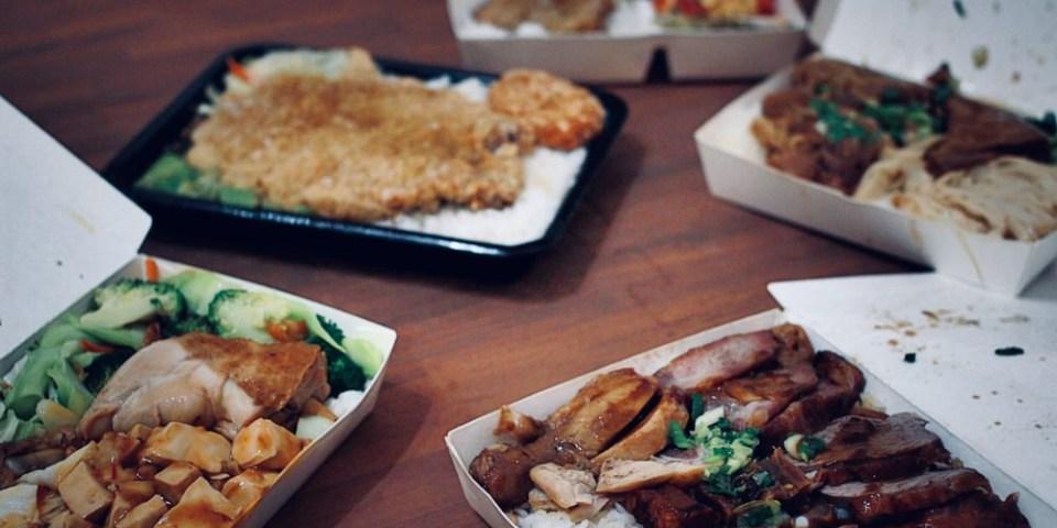 桃園平價美食//中壢平鎮推薦的10家便當,偶爾換個不同口味的好吃便當吧!