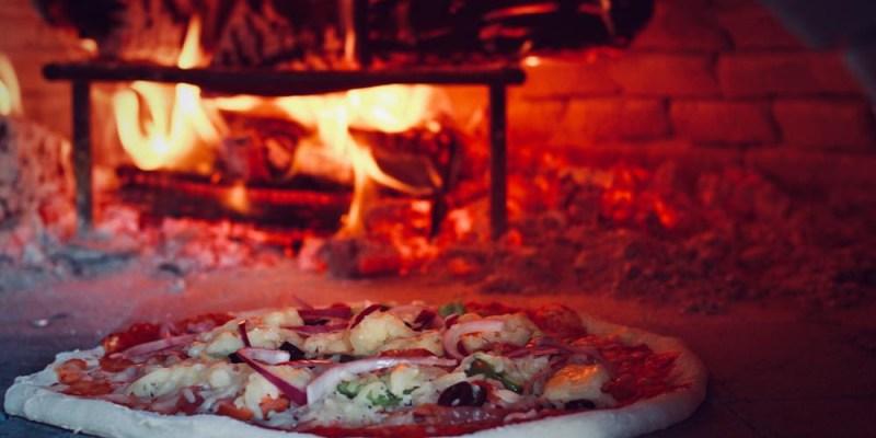 新竹好吃美食/南寮海屋Cafe,超好吃的手工火烤披薩就在新竹南寮