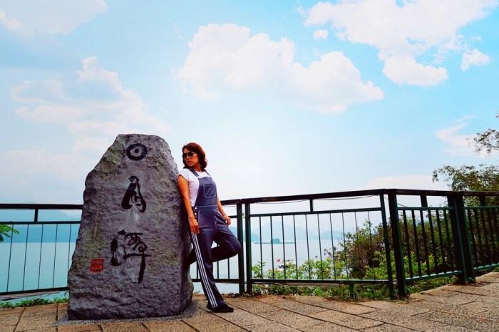 南投旅遊景點/日月潭開車環湖一圈,12個日月潭打卡景點,你都去過了嗎?