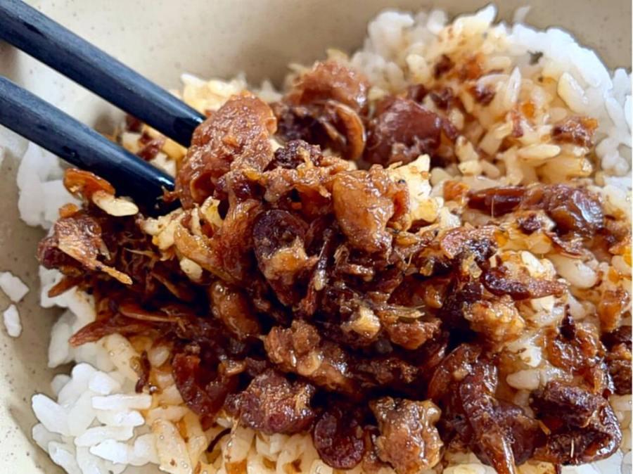 桃園平價美食/中壢必吃的5家鵝鴨雞滷肉飯,幸福滿滿的一碗飯,你吃過哪幾家?