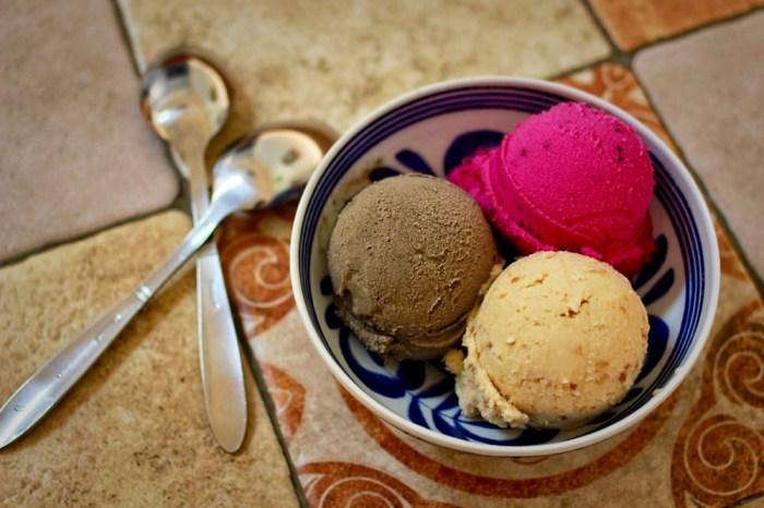 桃園平價美食/龜山陳秋剛綿綿冰,每一款冰熱甜品各有特色讓人垂涎欲滴