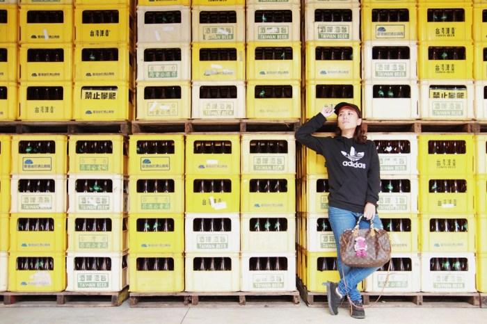 宜蘭旅遊景點/宜蘭酒廠、甲子蘭酒文物館,免門票的IG打卡熱點,一探百年酒廠的歷史