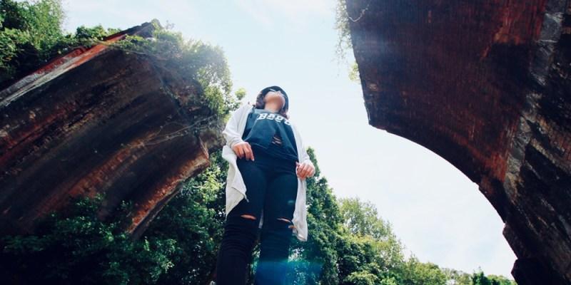 苗栗旅遊景點/三義龍騰斷橋,走一段百年古蹟的南北斷橋,順道嚐一盤好吃的黑皮臭豆腐