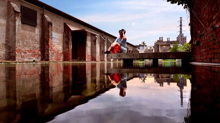 宜蘭旅遊景點/中興文化創意園區,免費入園的親子IG打卡景點,一探舊紙廠的故事