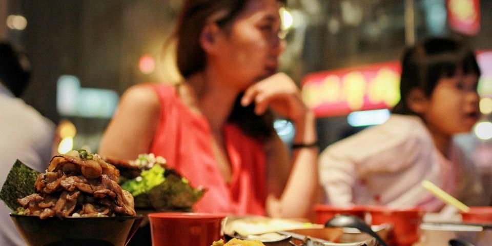 桃園日式料理/牛丁次郎坊X深夜裡的和魂燒肉丼X內壢支店,高CP值的百元平價丼飯,無肉不歡者必來!