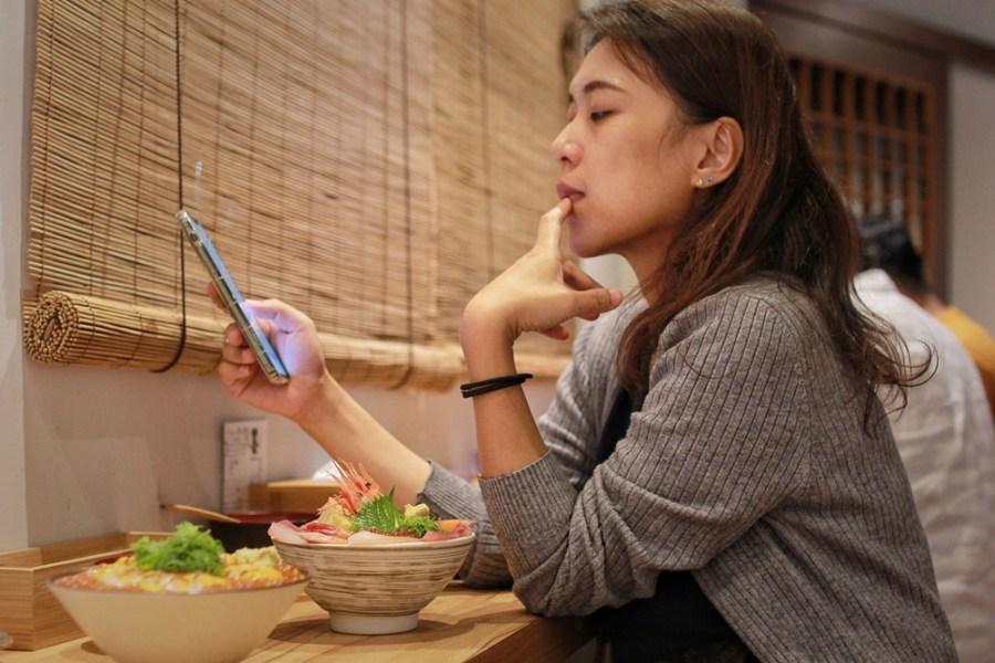 桃園日式料理/中壢墨Sumi海鮮丼飯,新勢力的崛起,中壢海鮮丼飯的前輩們可要注意囉!