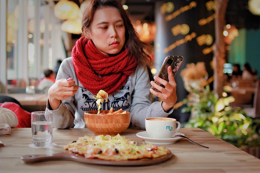 桃園義式料理/中壢義沐Eat Mu Cafe,平價享有忠於原味崇尚自然的義式美味