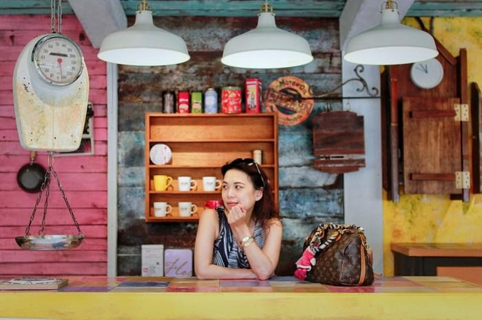 桃園景觀餐廳/復興ZOO ZOO假期,很好拍照的網美景點,但榜哥你技術變差囉!
