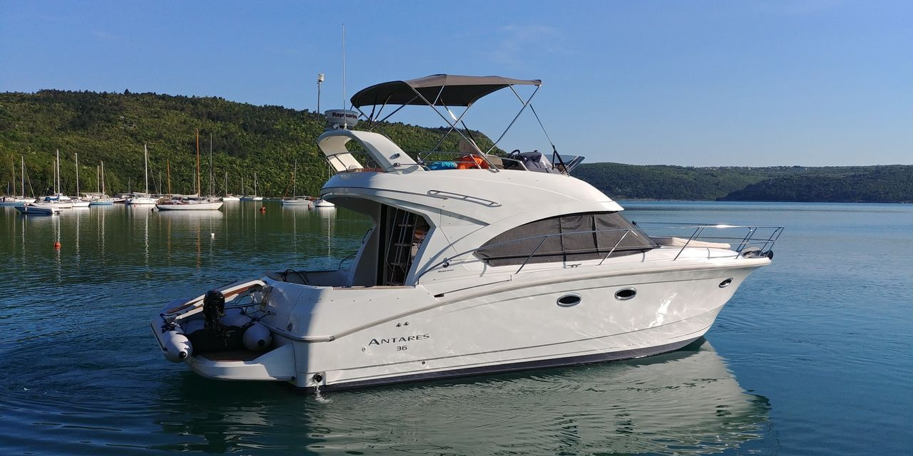 Bnteau Antares 36 Fly For Rent Trget Croatia
