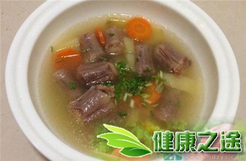 杜仲豬尾巴湯的做法是什麼 - 康途健康百科