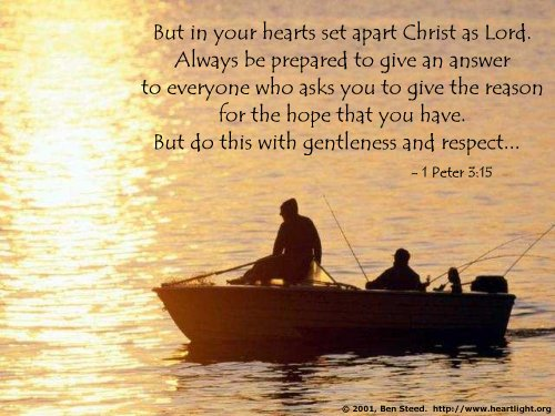 Verses Bible Fishing About