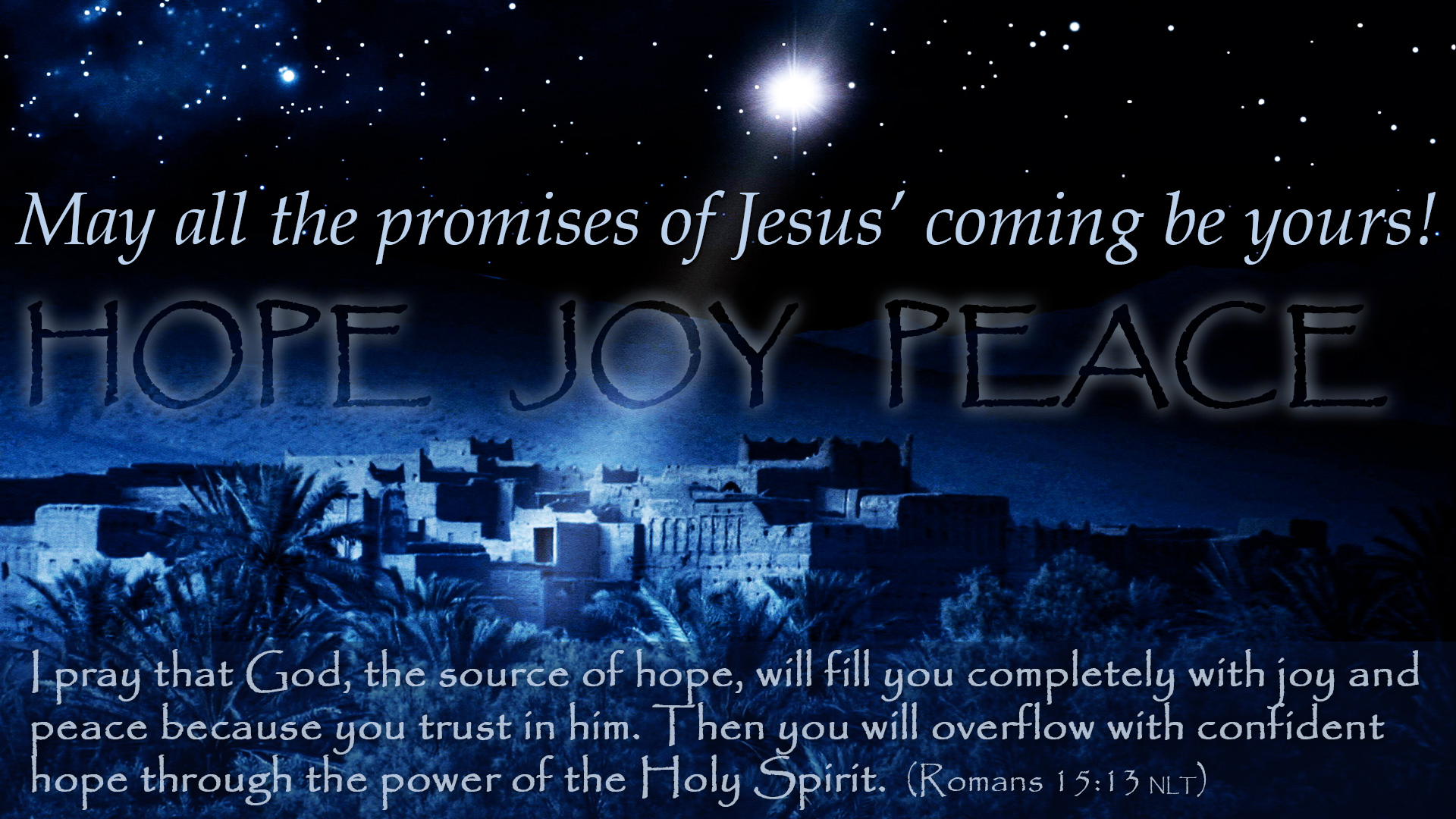 Merry Christmas 2016 May All The Promises Of Jesus