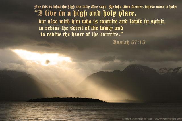 Isaiah 57:15 (48 kb)