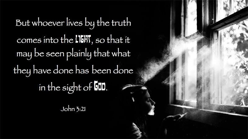 Image result for john 3:19