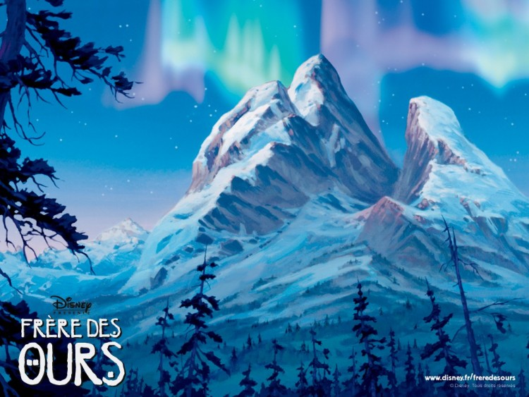 Brother Bear Northern Lights