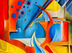 wallpaper art peinture