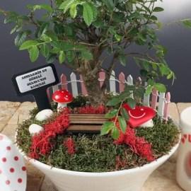 Annelere İkinci Çocuk Minyatür Bahçe