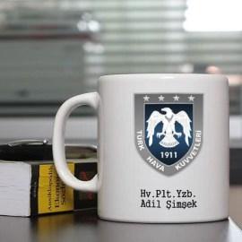 Asker Sevgilinize Özel Hediye Kahve Kupası