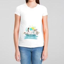 Sevdiklerinize Hediye Bebek Baskılı T-shirt