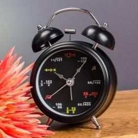 Geç Kalan İş Arkadaşına Özel Hediye Çalar Saat
