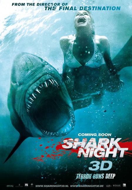 大白鯊3D再看一遍的原因是…