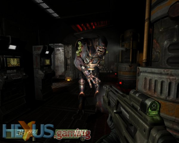 Quake 4 - The First 15 - PC - Preview - HEXUS.net