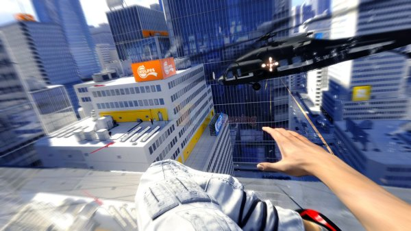 EA's PS3 and Xbox 360 action title, Mirror's Edge - PC ...