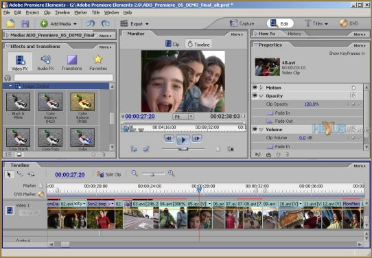 Image result for Adobe Video Editor