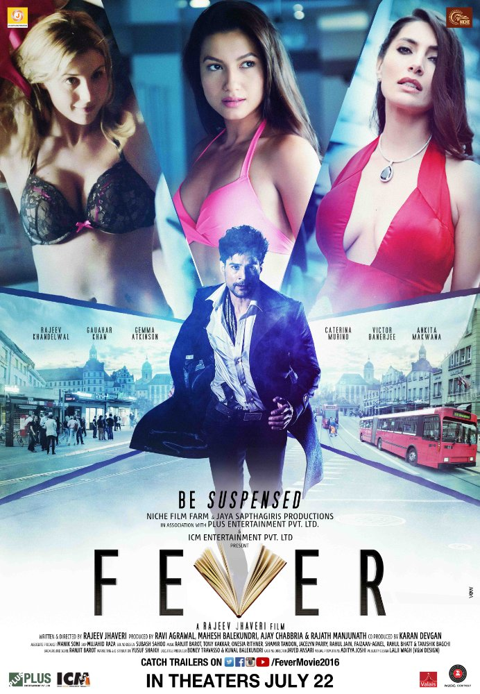 Fever 2016 - Fever (2016) Hindi Full Movie Download HDrip