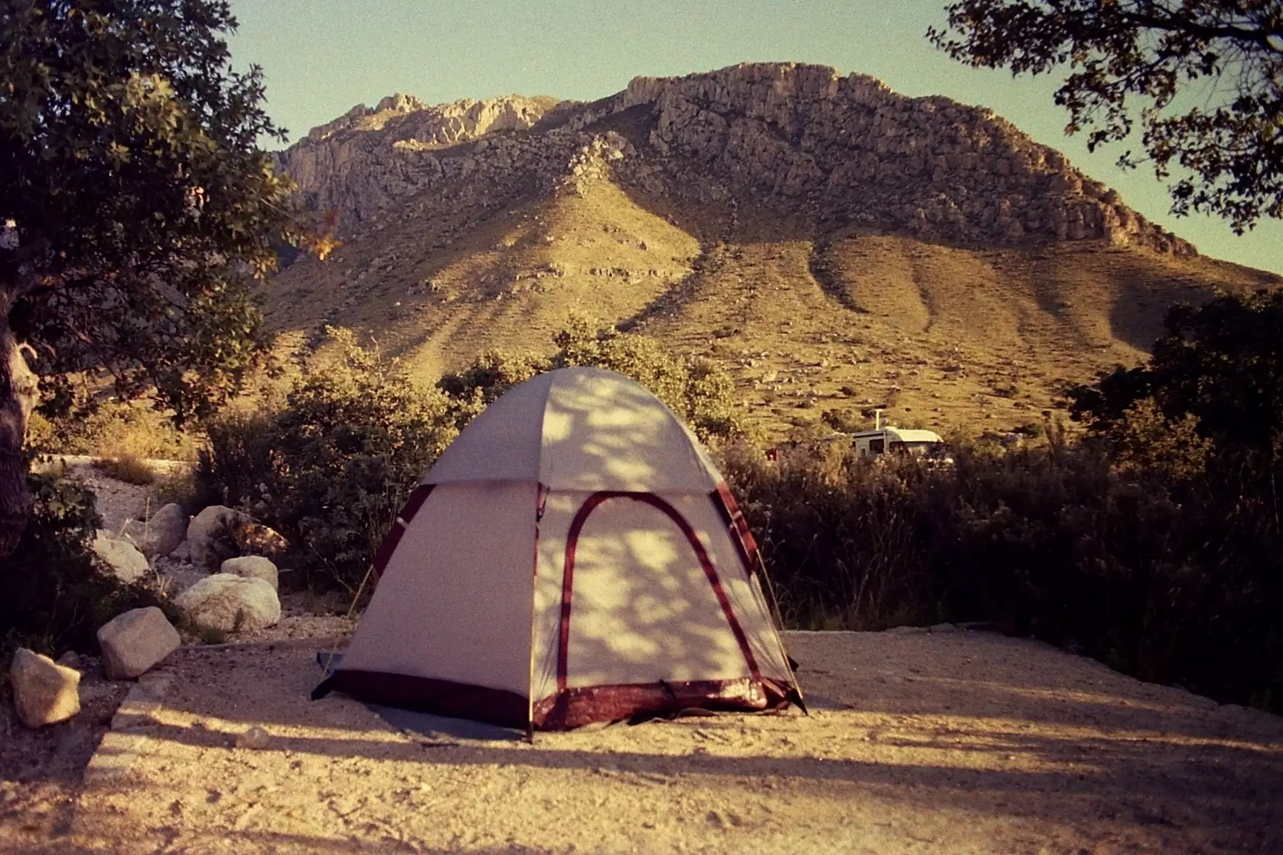 National Park Camping Guadalupe Mts