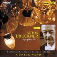 交響曲第5番 ヴァント&ベルリン・ドイツ交響楽団