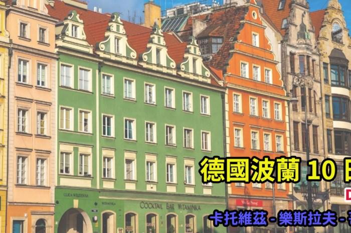 [旅行團行程] 德波雙國東歐深度旅行 – 第 06 天 – 橘色革命小鎮樂斯拉夫、哥利茲
