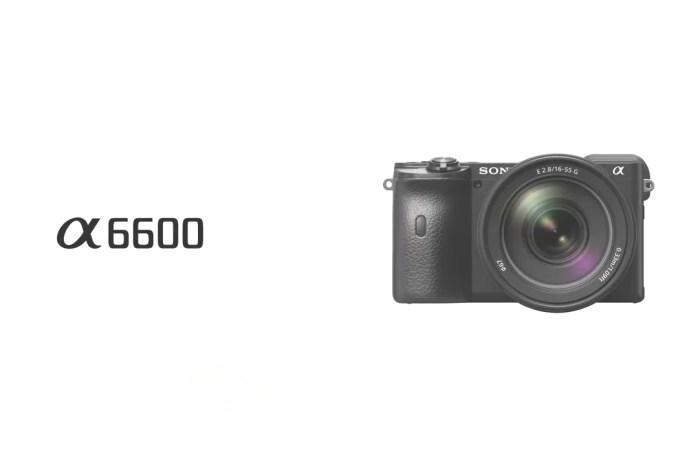 [3C NEWS] Sony A6600 與 Sony A6100 規格,以及所有 A6000 產品線定位看法