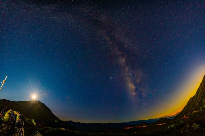 [聊攝影292] 銀河怎麼拍? 拍出漂亮的星空,銀河攝影概念、手動對焦與曝光參考