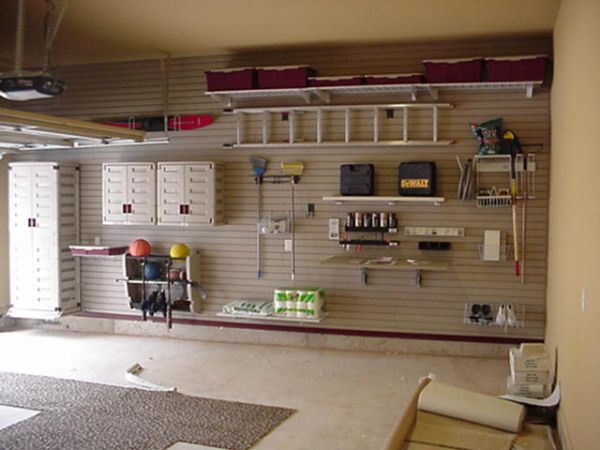How To Turn A Messy Garage Into A Cool Annex on Garage Decorating Ideas  id=15453