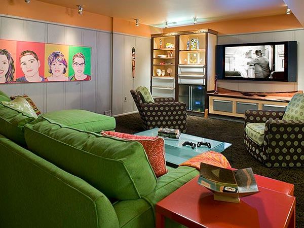 Best Kid Friendly Family Room Ideas Pictures   Home Ideas Design .
