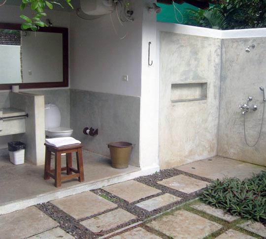 Creare un bagno esterno in giardino guida giardino - Creare un bagno ...