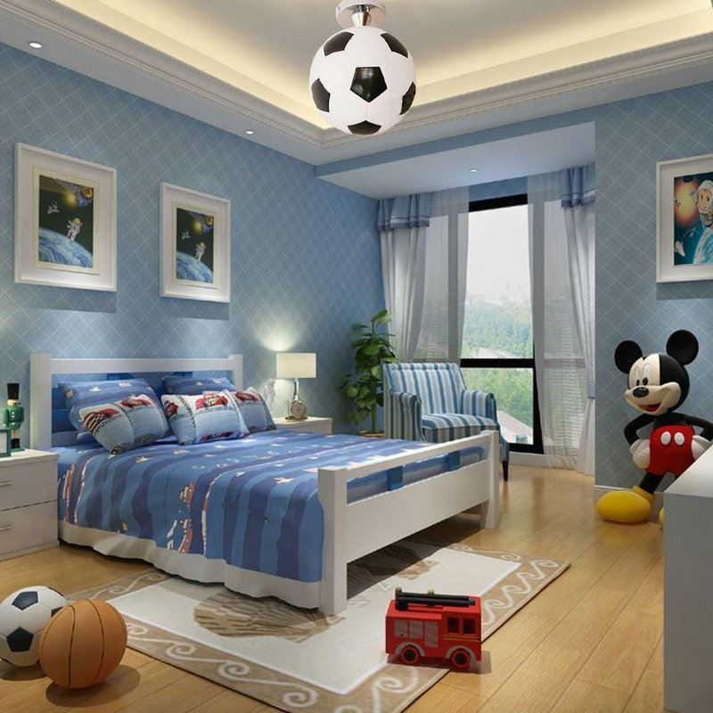 We may earn commission on some of the item. Football Bedroom Ideas Semi Flush Mount Ceiling Light for