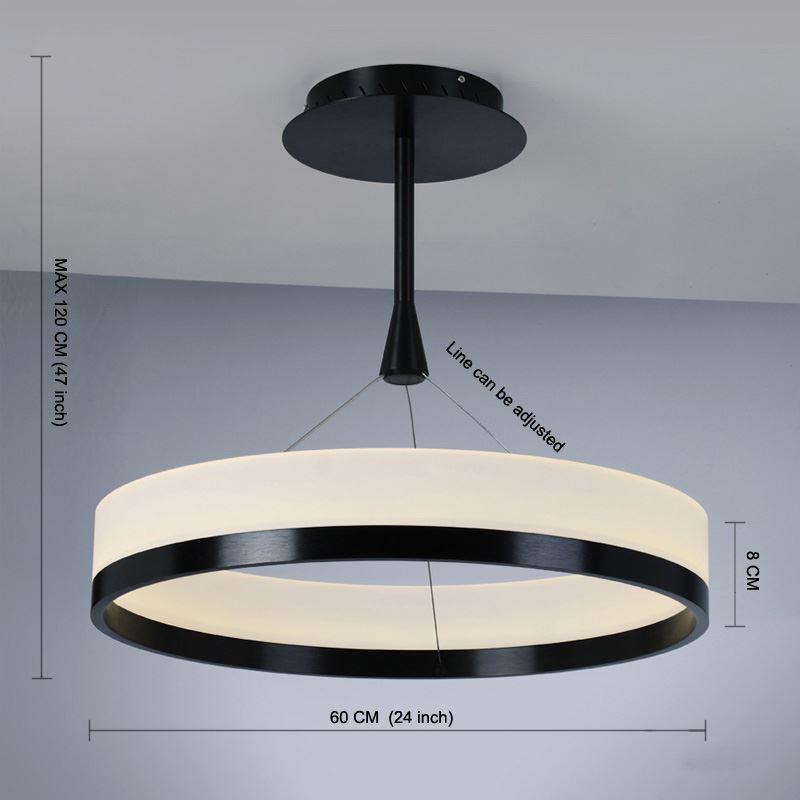 Modern Simple LED Pendant Light Acrylic Mini Light LED