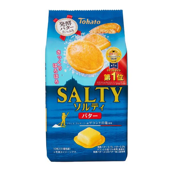 tohato 桃哈多 咸黃油酥餅 10枚商品描述