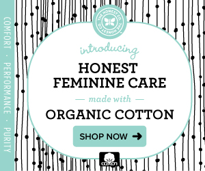 Shop the new Honest Feminine Care line!