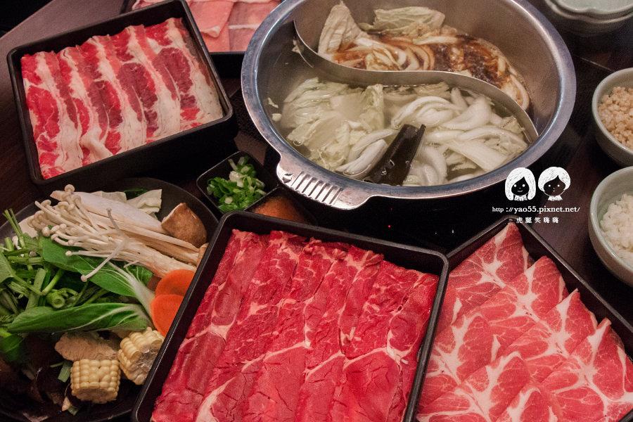 MoMo壽喜燒(高雄美食)天冷最想要火鍋 吃到飽!幸福溫暖的美好滋味