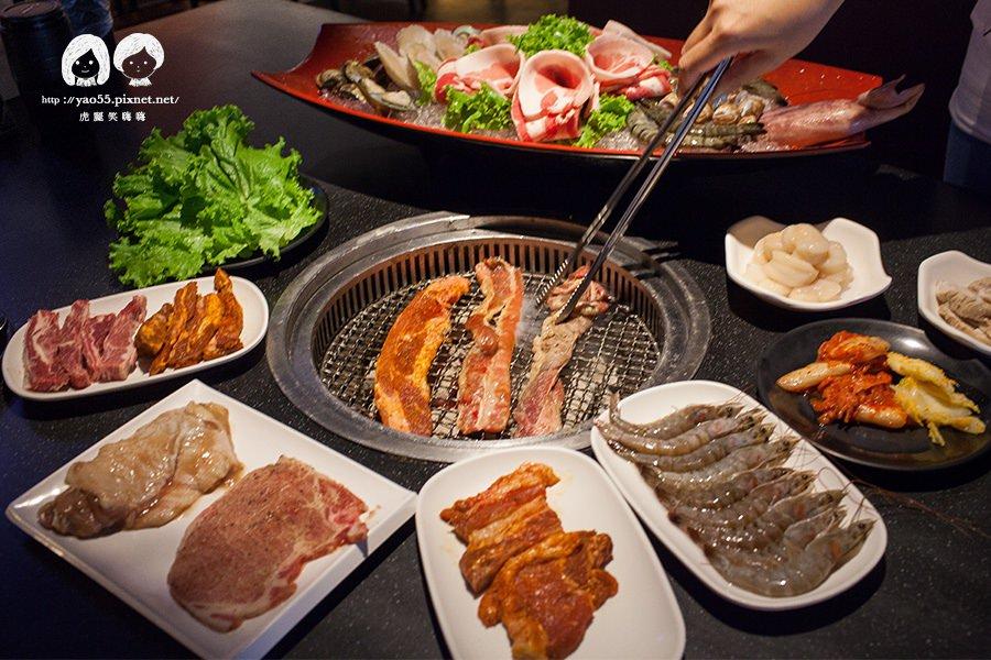 高雄,東大門韓式燒烤 吃到飽!自助式無限暢食好過癮