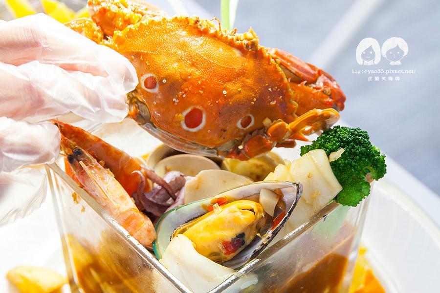 小艾莎餐桌(高雄美食)海港直送!獨家客製化料理